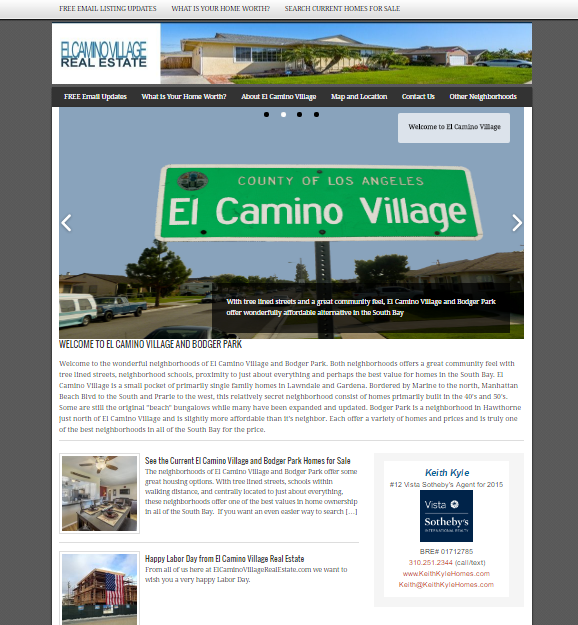 el_camino_village_lawndale_real_estate_website