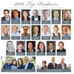 2016 Top Realtors for Vista Sotheby's International Real Estate