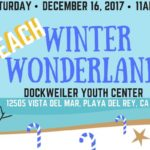 Winter Wonderland at Dockweiler Youth Center